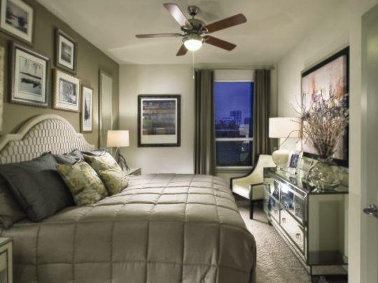 one bedroom with balcony baker