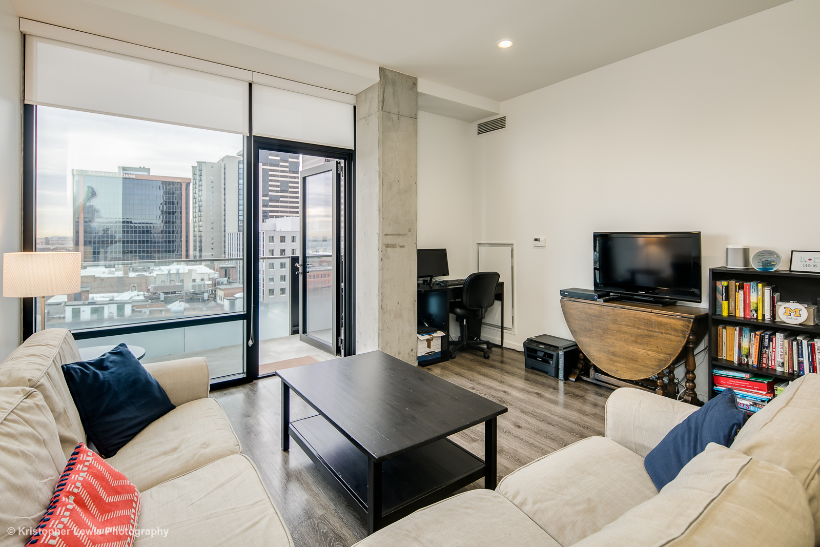 16m luxury one bedroom lodo denver luxury apartments