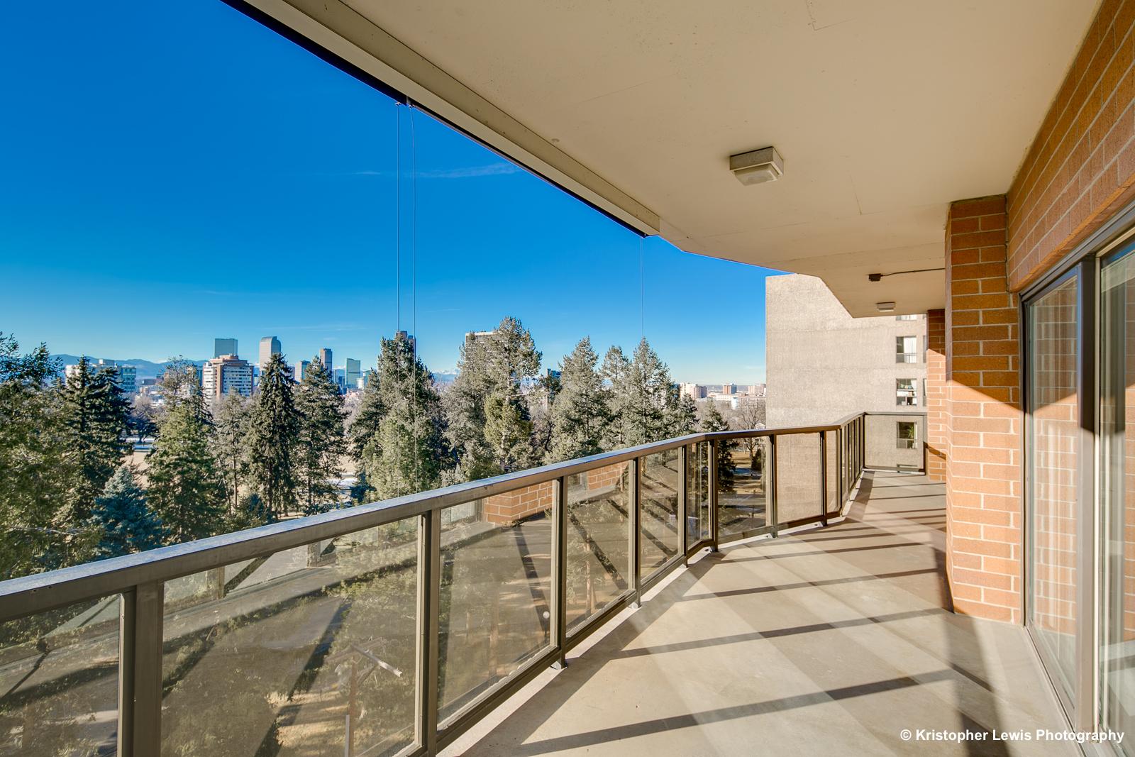 Cheesman Park Denver Apartments
