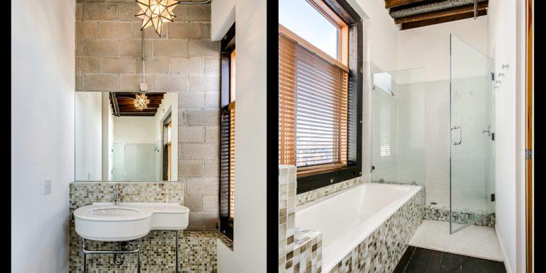 17_Second Level-Bathroom Diptych