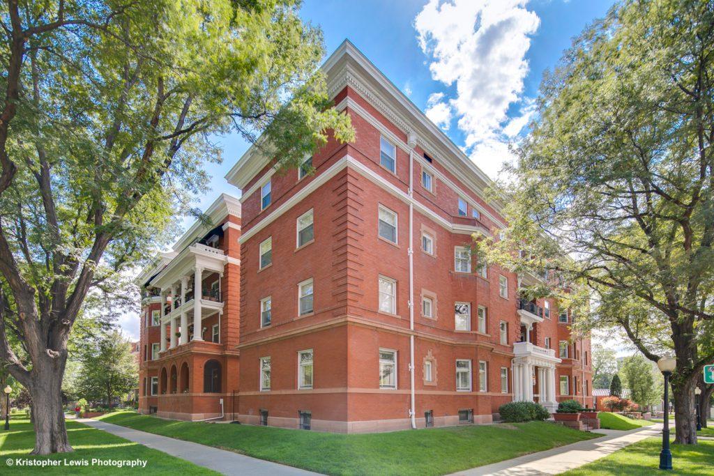 Swallow Hill Apartments Denver