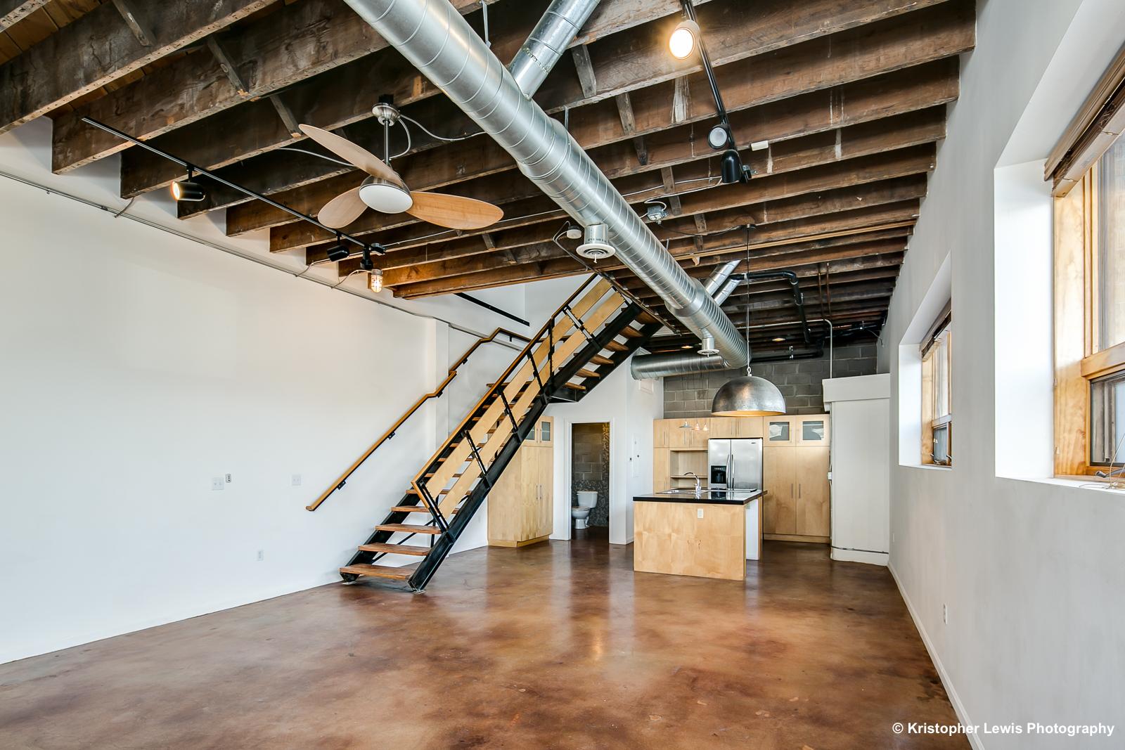 Furniture Factory Lofts – Curtis Park