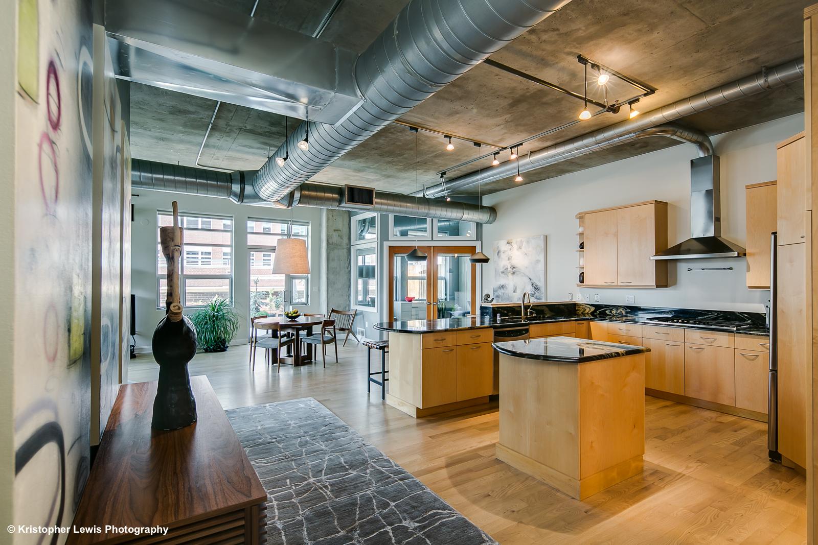 1890 Wynkoop Lofts - LoDo | Denver Apartments Boutique