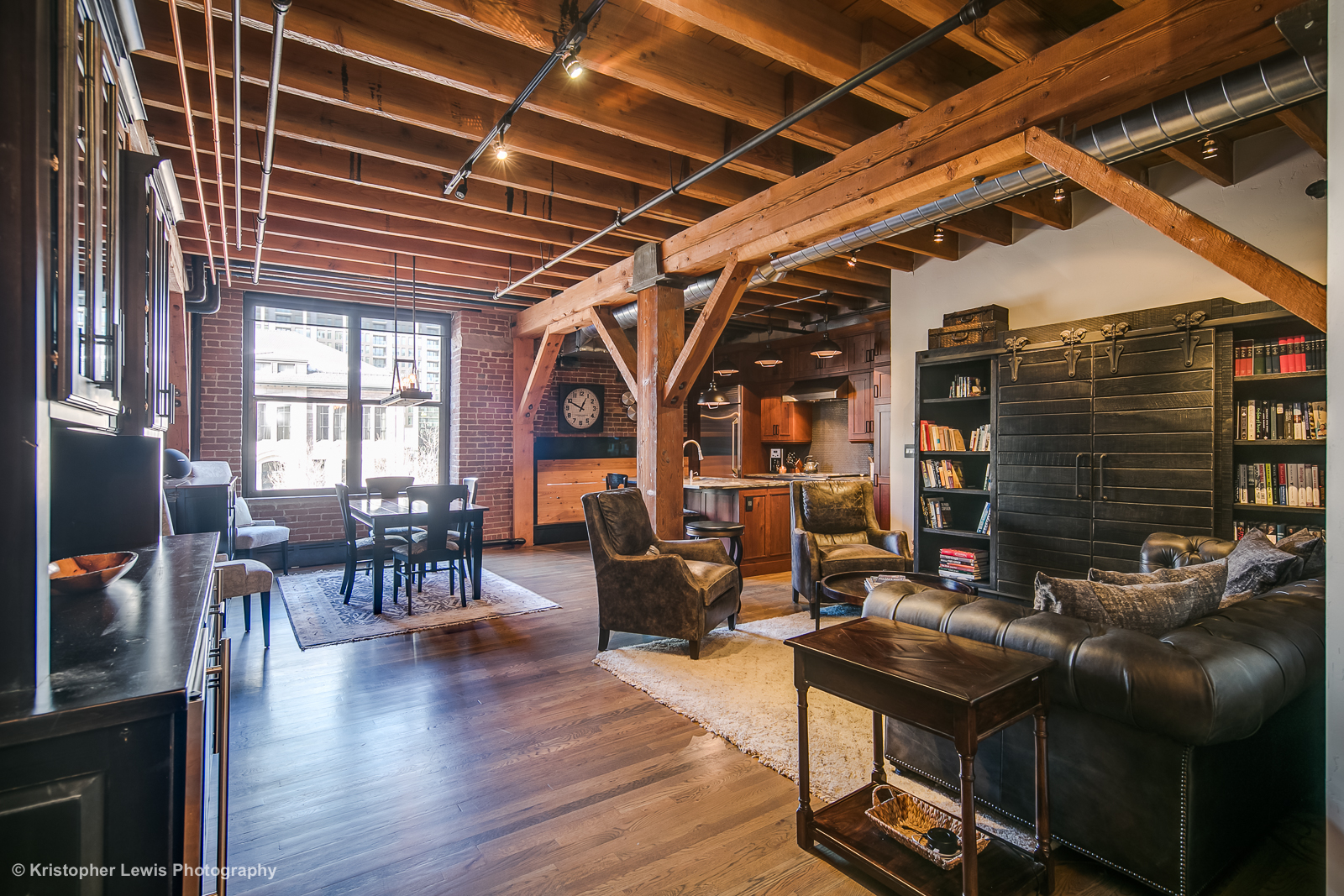 Streetcar Stables Lofts – LoDo